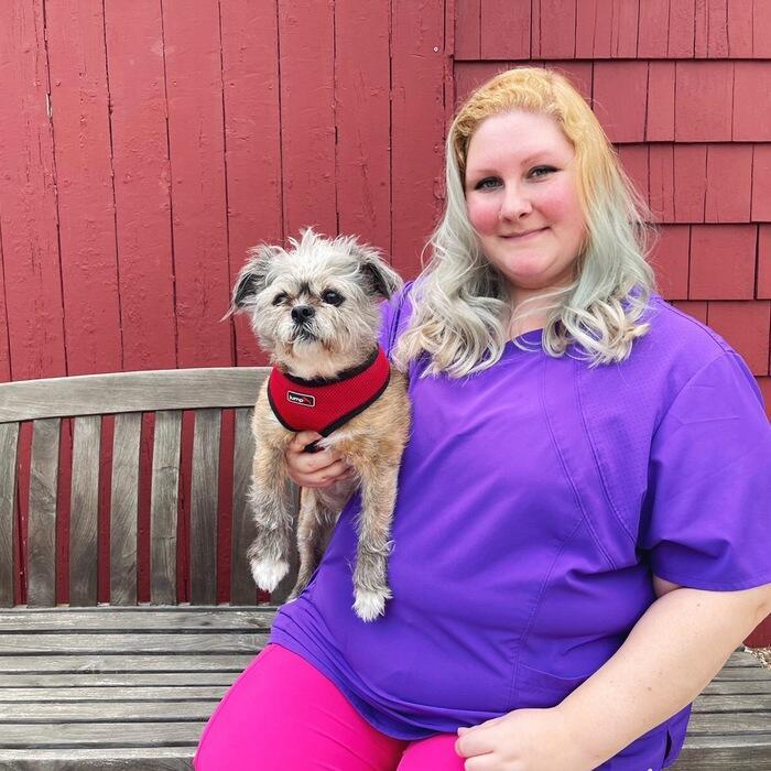 Marie-Elizabeth Dube</br> Technician/Client Services  photo